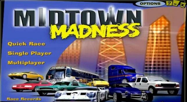 تحميل لعبة midtown madness