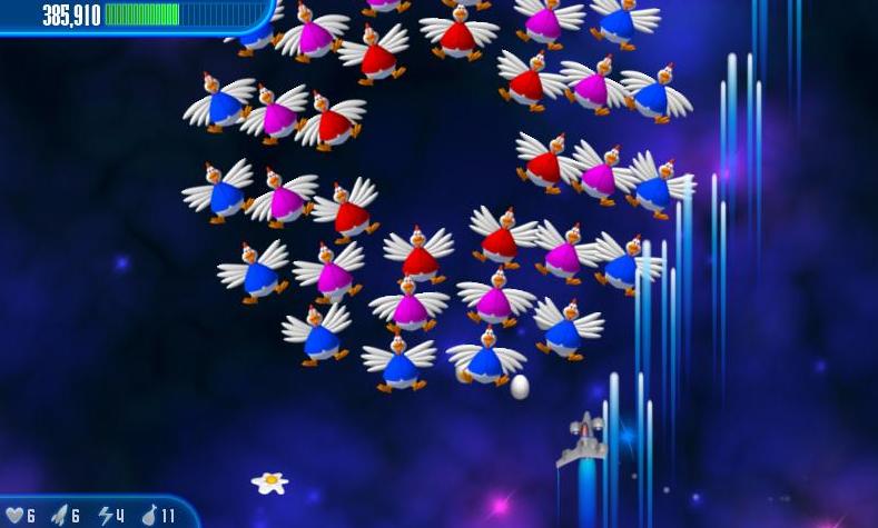 تحميل لعبة الفراخ 3 برابط مباشر مجانا