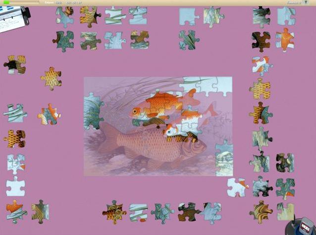 تحميل لعبة تركيب الصور للكبار